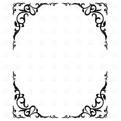 free color clipart photo frame borders #14