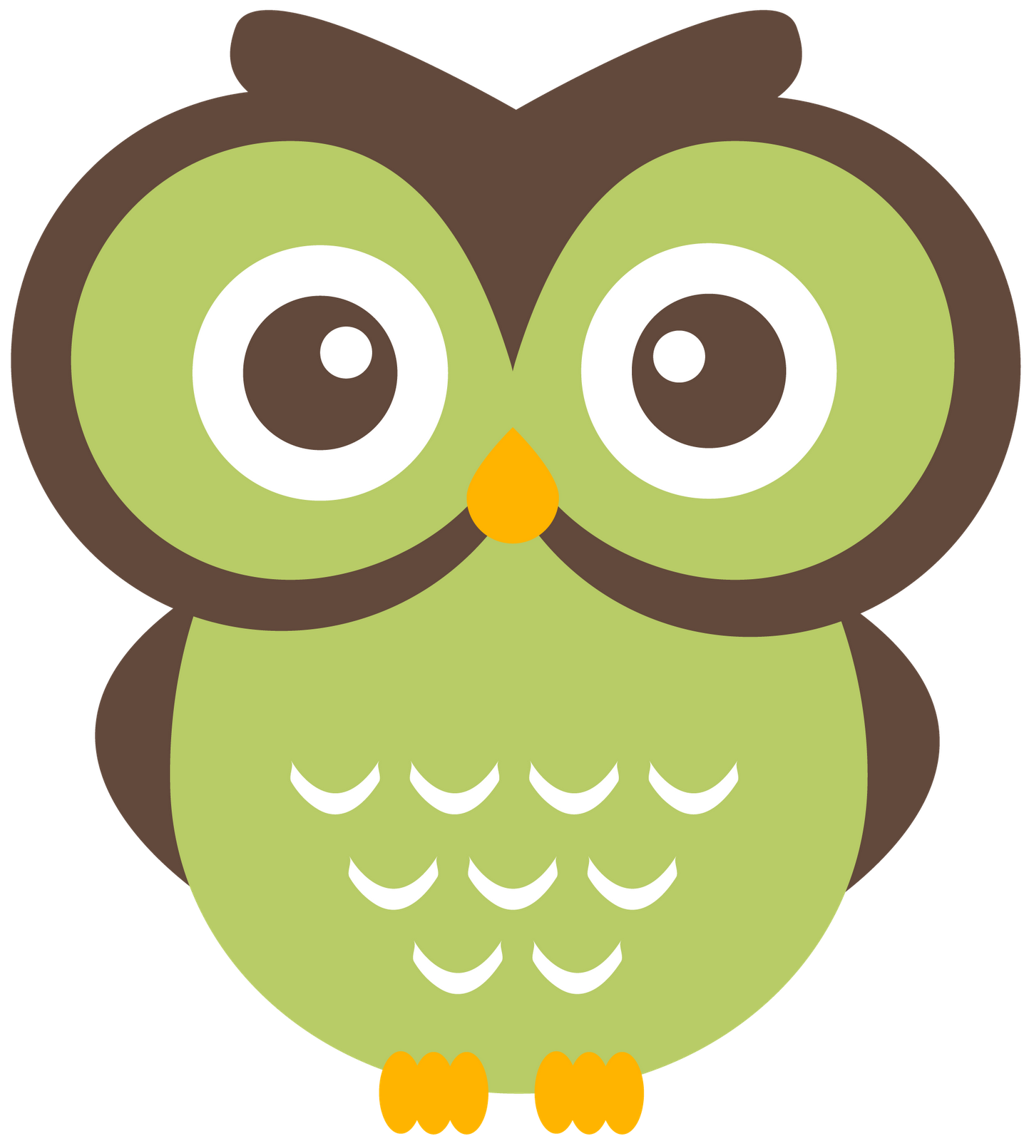 Download colorful owl clipart.