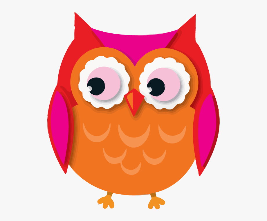 Owl Cartoon Clip Art.