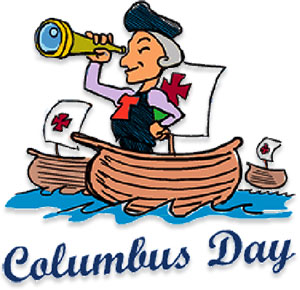 Free Columbus Day Clipart Images.