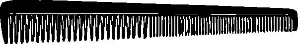 Comb clip art Free Vector / 4Vector.