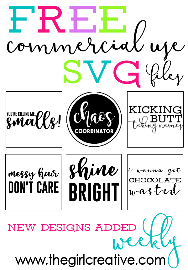 FREE Commercial Use SVG Files.