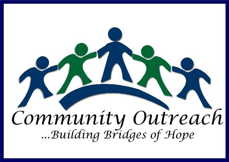 Free Community Outreach Clipart.
