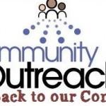 Community Outreach Clipart.