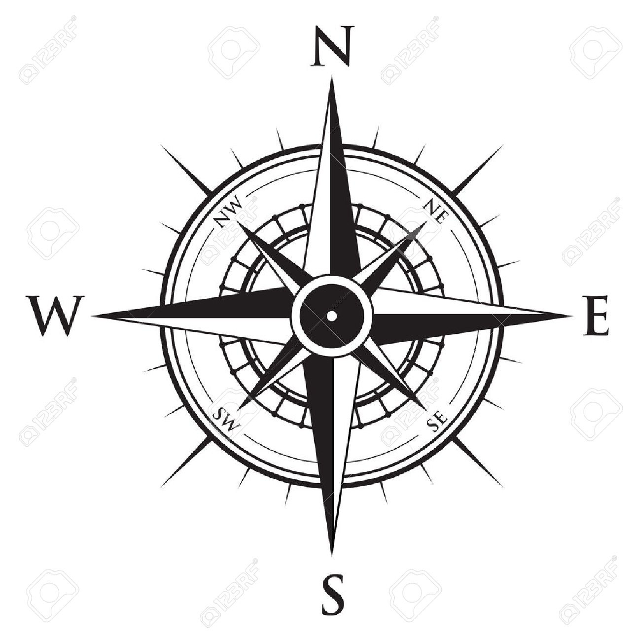 107,146 Compass Stock Illustrations, Cliparts And Royalty Free.