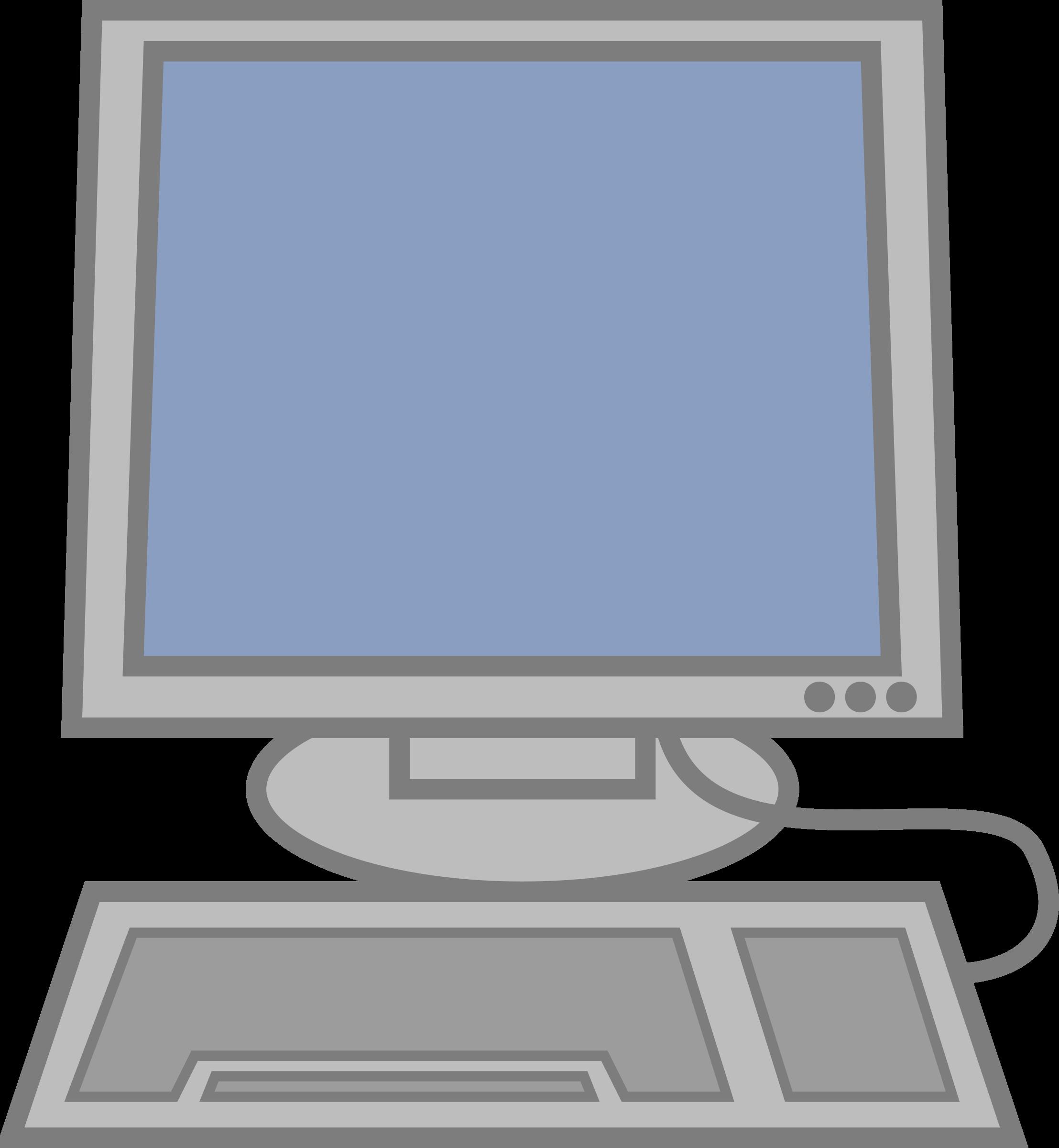 Computer Clip Art Free Download.