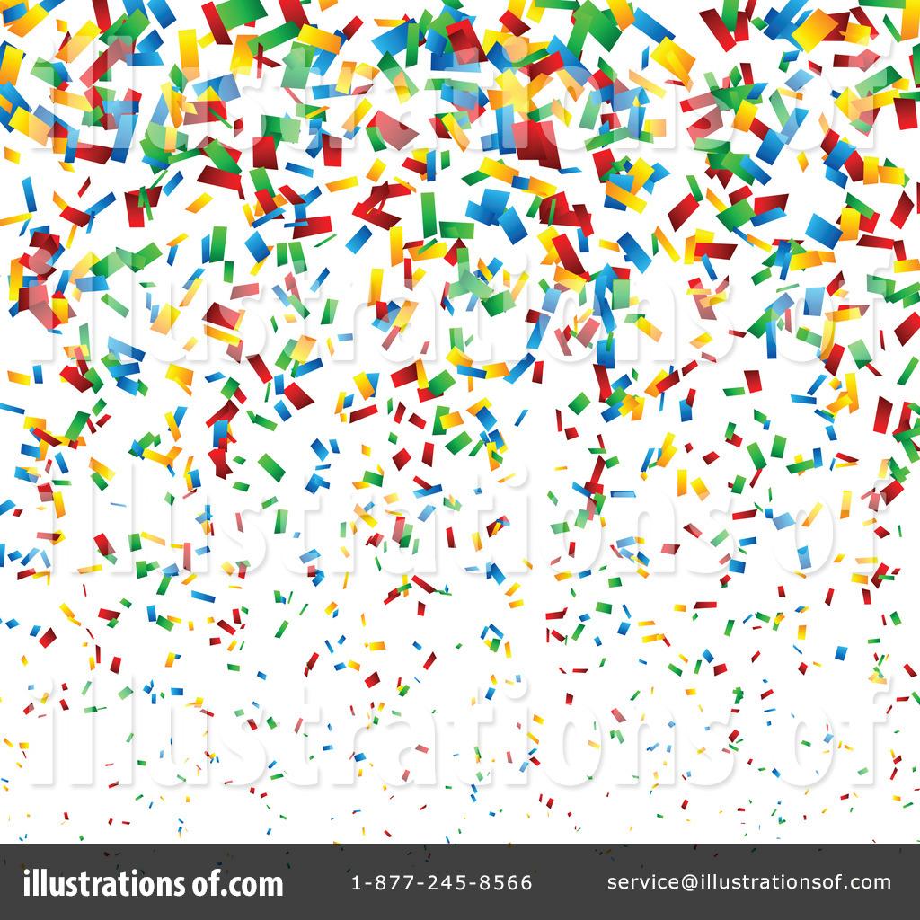 Confetti Clipart #1172385.