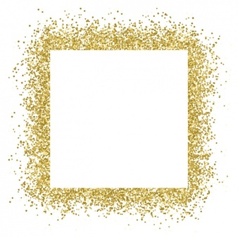 Free Gold Confetti Border Png, Download Free Clip Art, Free.