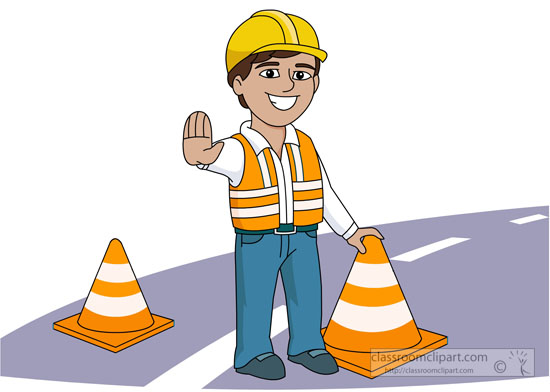 Construction Safety Clipart.