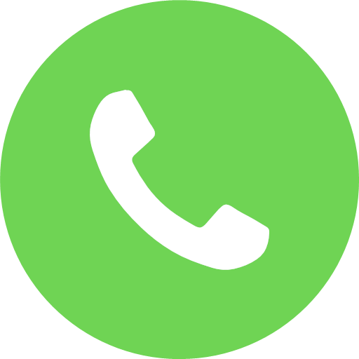 Contact mobile phone telephone icon.