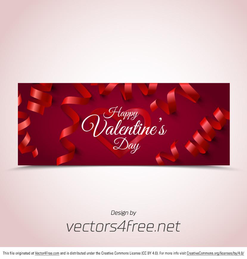 Free Ribbon Vector Graphics.