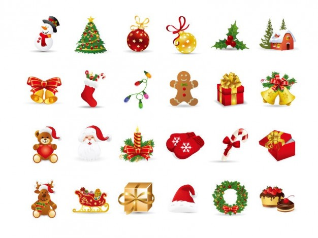 Coreldraw Christmas Vectors, Photos and PSD files.