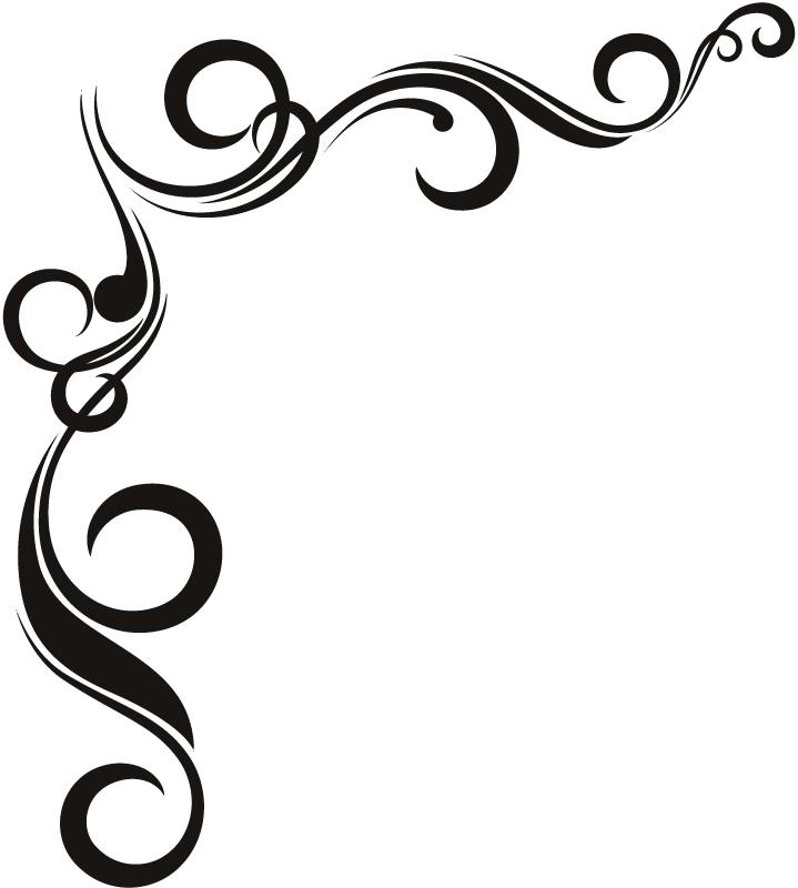 Free Corner Borders, Download Free Clip Art, Free Clip Art.