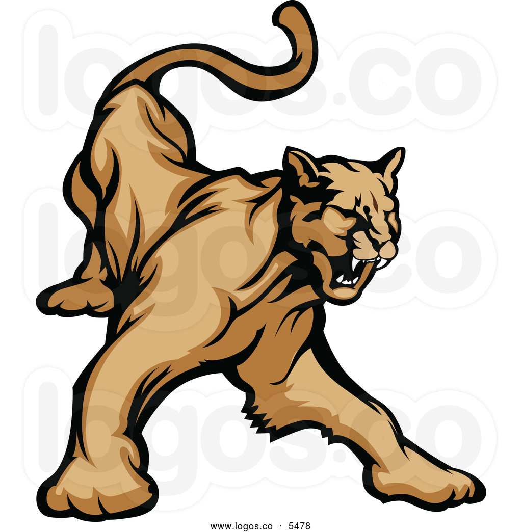 Cougar Clipart Animations.