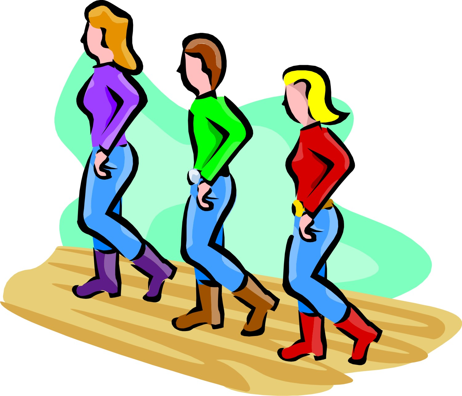 Free Line Dancing Pictures, Download Free Clip Art, Free.