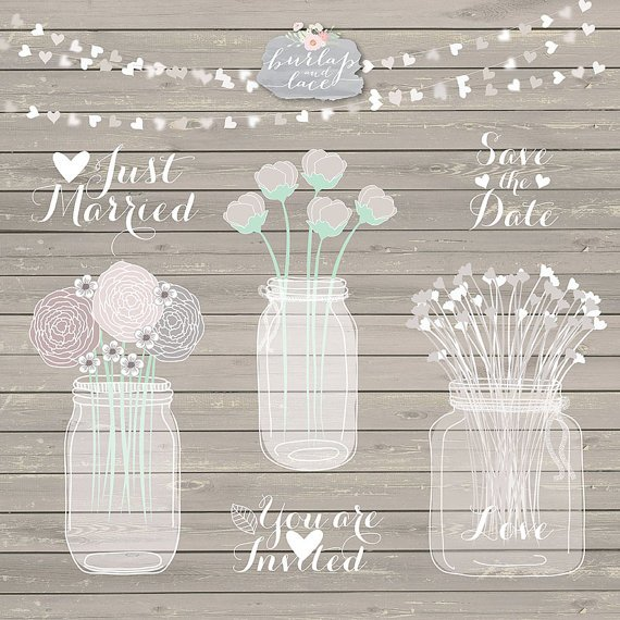 Free country wedding clipart » Clipart Portal.