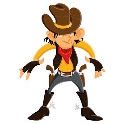 Best Cowboy Clipart #26641.