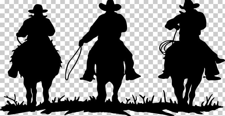 American Frontier Cowboys & Rodeo Silhouette PNG, Clipart, American.