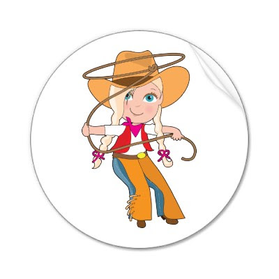 Cowgirl Clip Art Free.