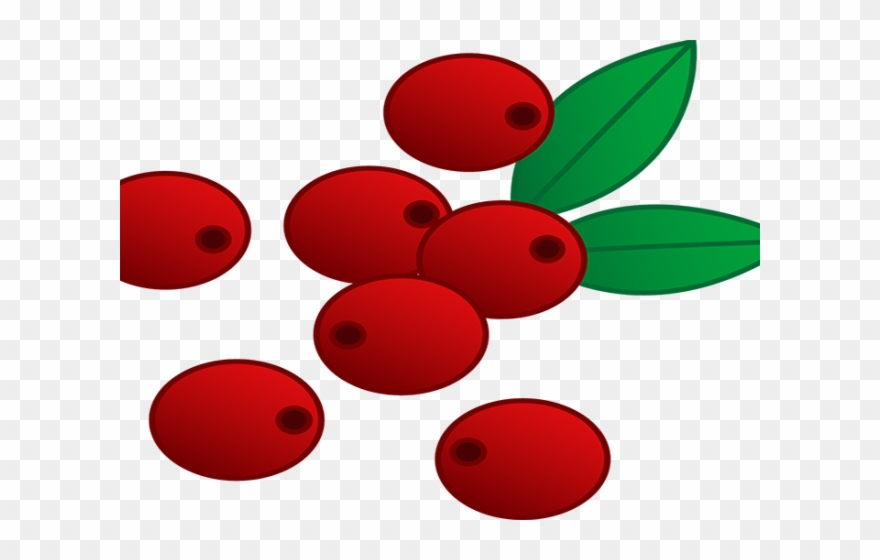 Download Free png Cranberry Relish Clipart Holly Berry Png.
