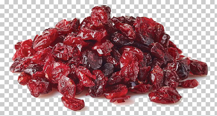 Dried cranberry Dried Fruit Raisin Food, dry fruits PNG.