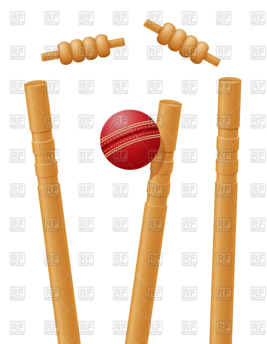 Cricket Clipart Vector.