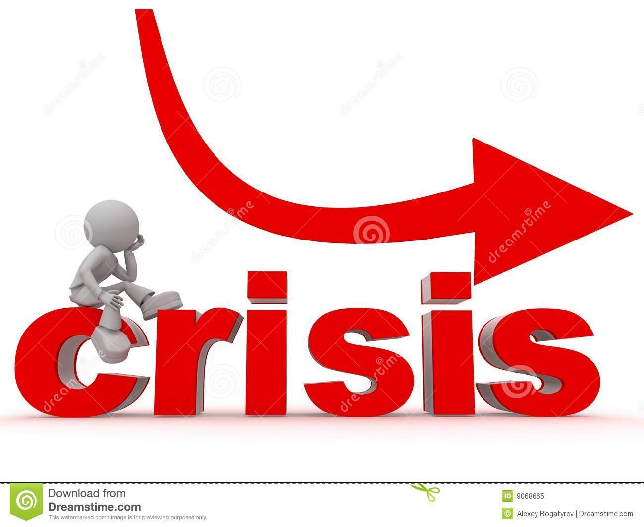 Crisis Management Stock Illustrations.