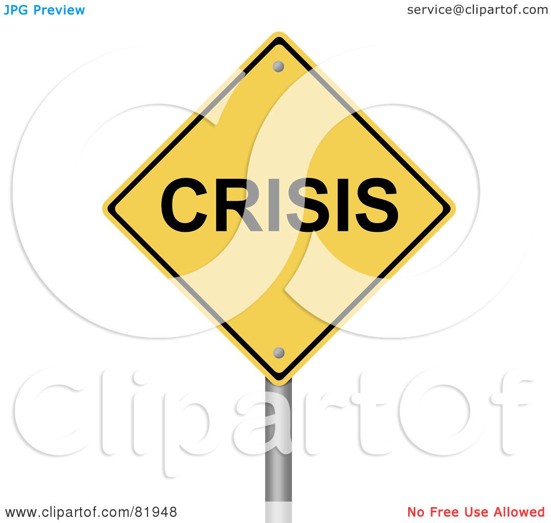 Crisis Clipart.