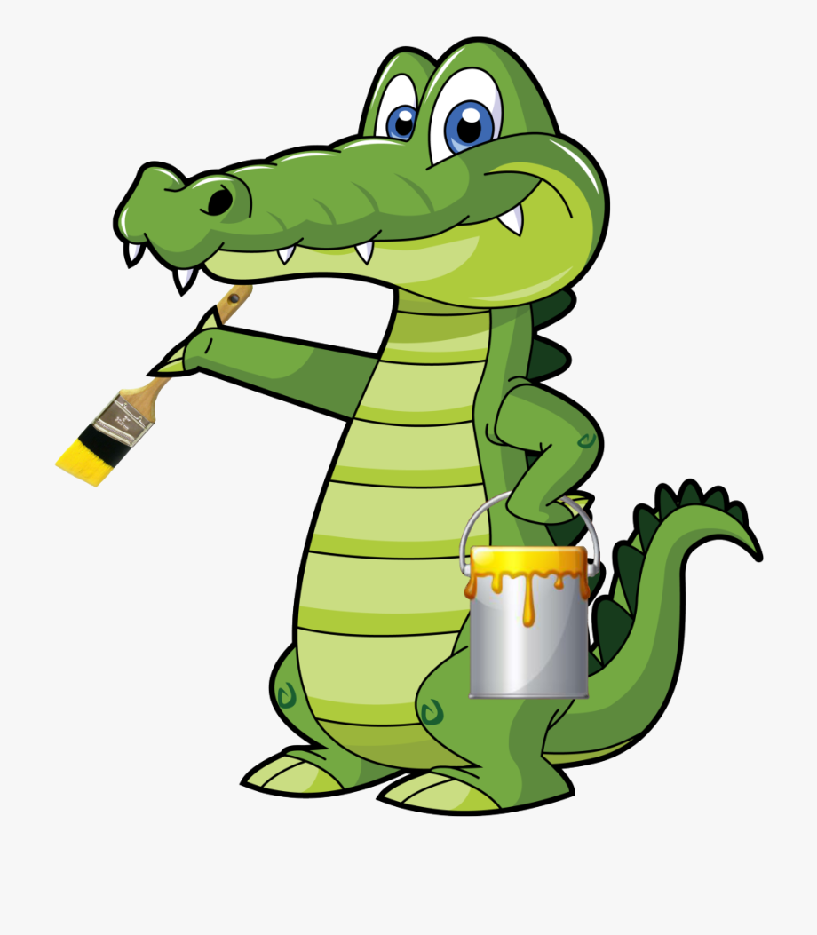 Crocodile Clipart Bad.