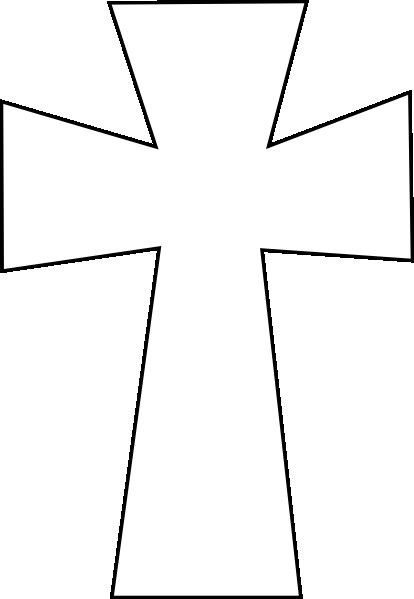 crosses clip art.