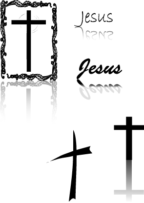 Free Cross Clipart Vector.
