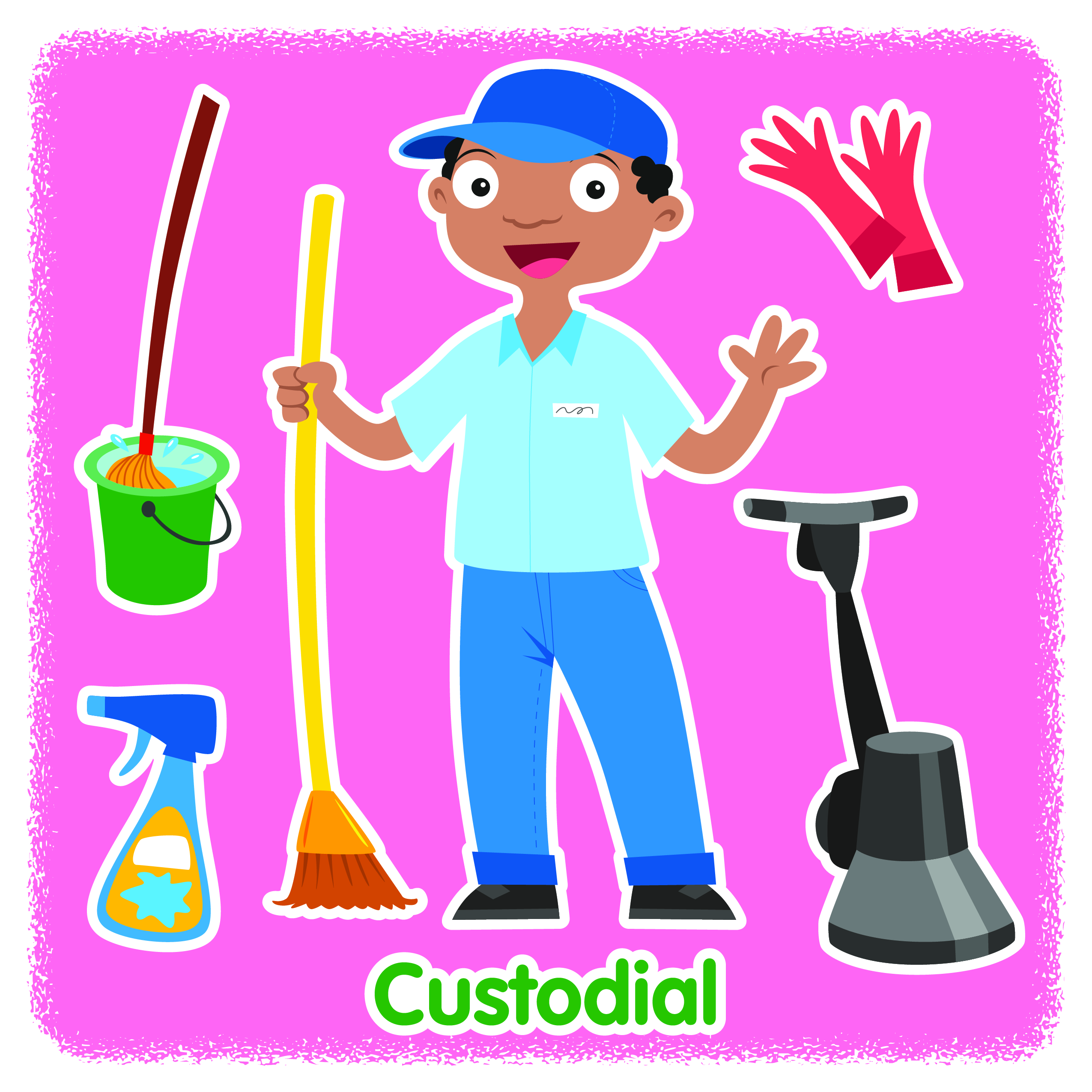 Free Custodian Uniform Cliparts, Download Free Clip Art.