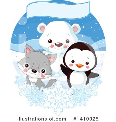 Cute Animal Clipart #1410025.