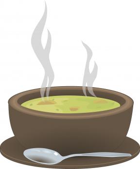 Soup Clipart Words.