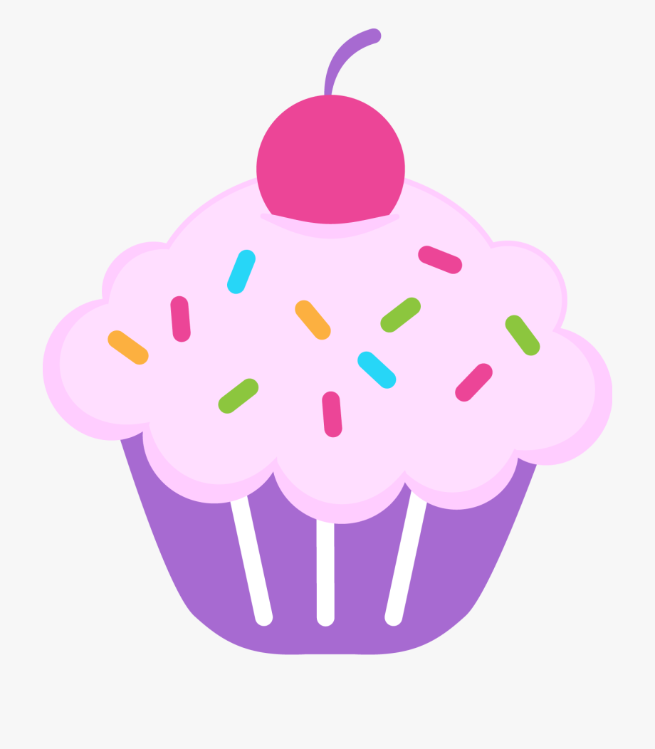 Candyland Cupcake Clipart 3 By Jacqueline.