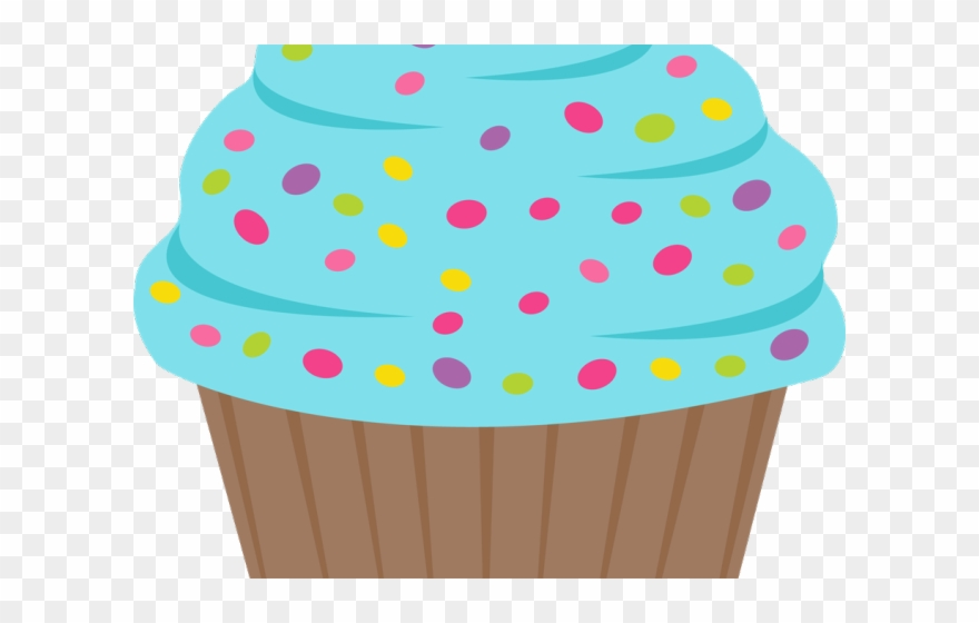 Cupcake Clipart Candyland.