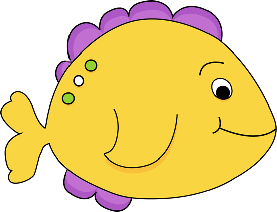 Cute Fish T Clipart Free.