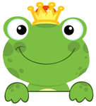 Clipart cute frog.