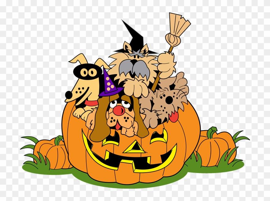 Free Cute Halloween Clipart.