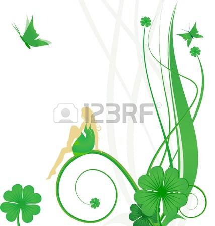 1,871 Cute And Irish Stock Vector Illustration And Royalty Free.