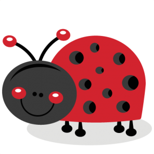 Freebie of the Day for April 22nd, 2015! *** CUTE LADYBUG.