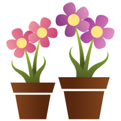 Free to Use & Public Domain Plants Clip Art.