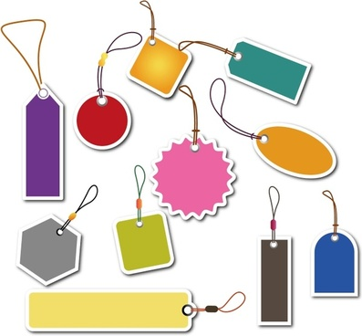 Free Cute Price Tag Clipart.