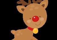 Free Reindeer Clipart.