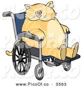 Royalty Free Wheelchair Stock Designs.