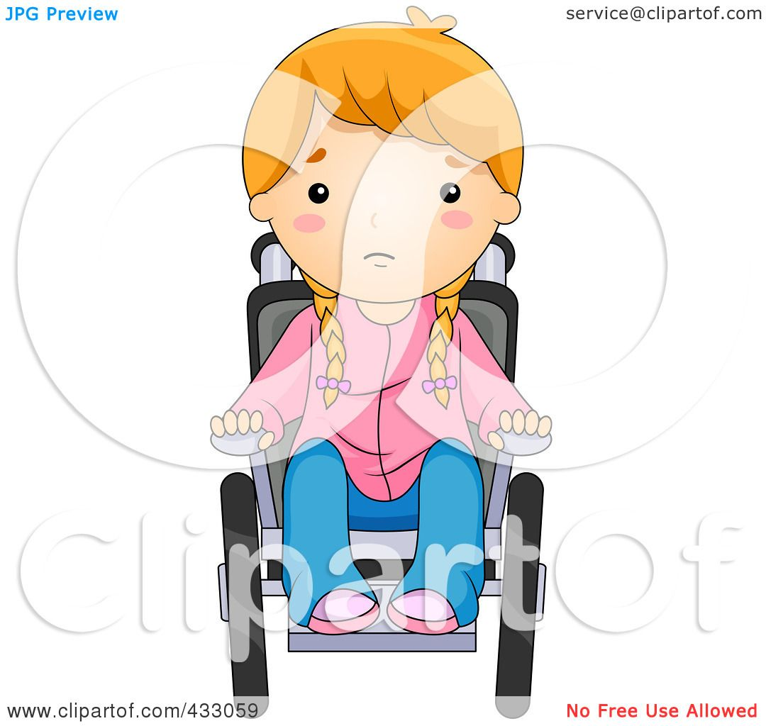Showing post & media for Cartoon wheelchair clipart.