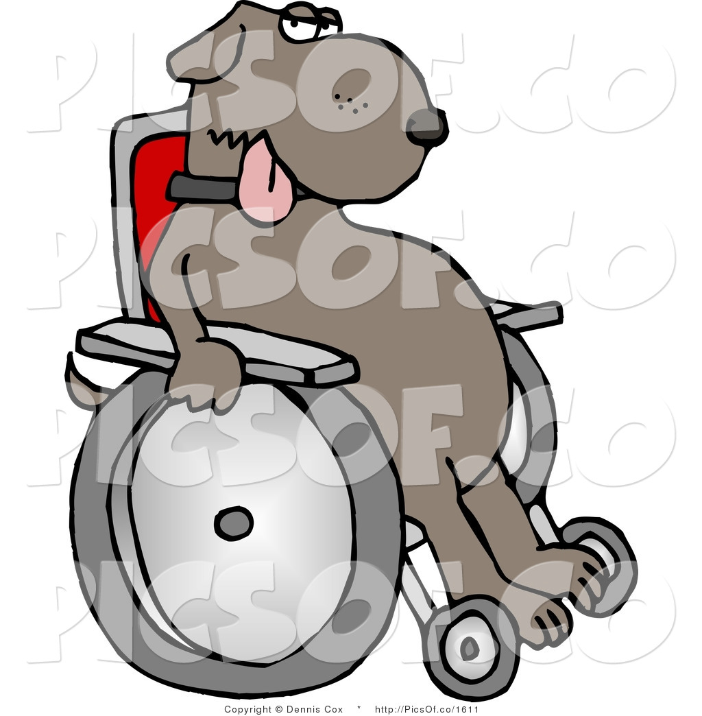 Royalty Free Wheelchair Stock Designs.