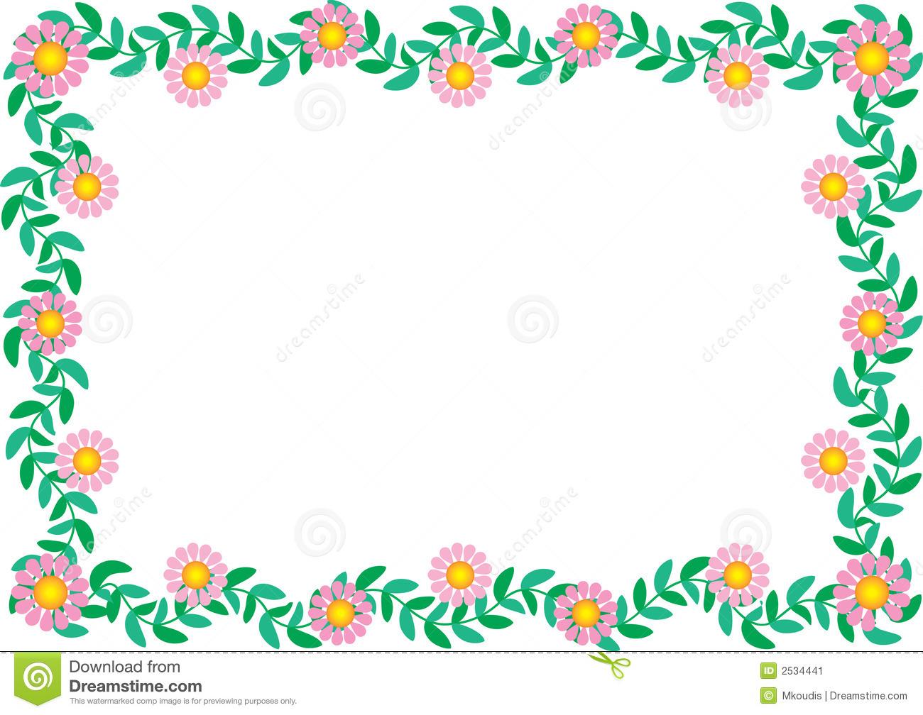 Daisy Chain Clip Art Free.