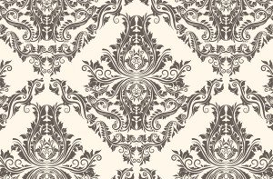 Free Free damask pattern Clipart and Vector Graphics.