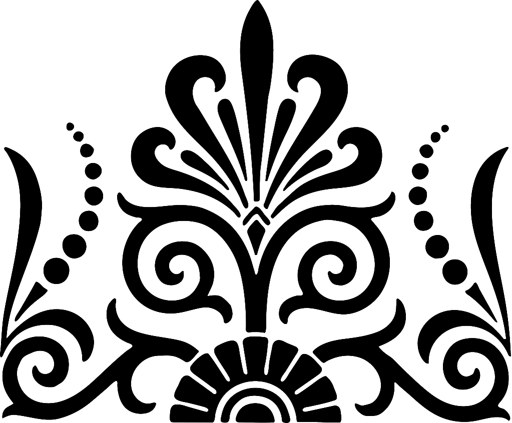 Free Damask Cliparts, Download Free Clip Art, Free Clip Art.